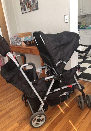 Joovy Caboose Too Ultralight double stroller for Sale in Seattle, WA