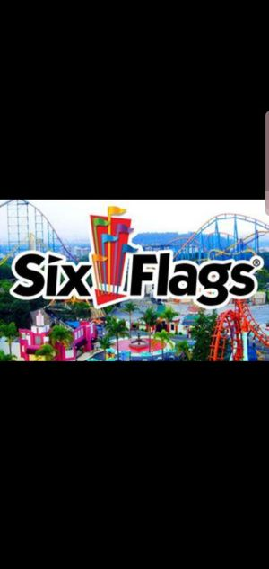 SIX FLAGS for Sale in South Gate, CA