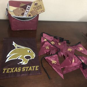 Texas State Official Tailgate Items for Sale in San Antonio, TX