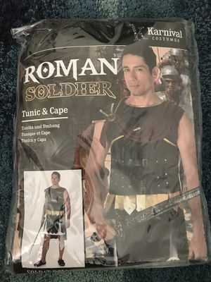 Roman soldier or Gladiator Men's Halloween costume for Sale in Foster City, CA