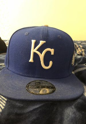 World Series Kansas City royals hat for Sale in Independence, MO