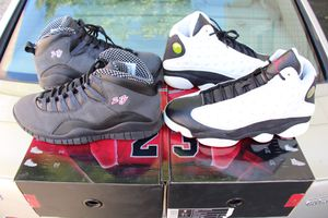 Air Jordan Retro 13/10 Countdown Pack (CDP) Size 9 for Sale in Wallington, NJ
