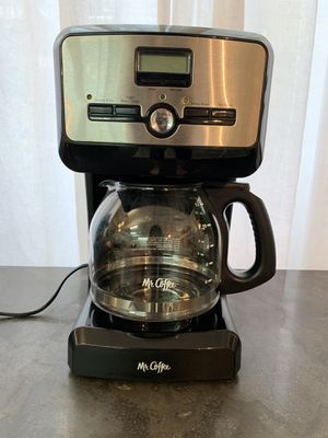 Mr Coffee 12 Cup Programmable Coffee Maker for Sale in Atlanta, GA