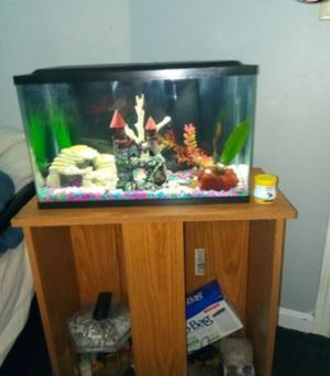 10 gallon fish tank for Sale in Warwick, RI
