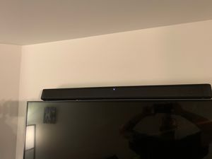 Sony Sound Bar and Wireless Bluetooth Subwoofer for Sale in Alexandria, VA