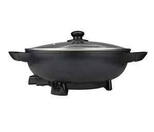 """Electric Wok Kitchen Cook Sarten Electrico Brentwood 13"""" SK-69BK for Sale in Miami, FL"""