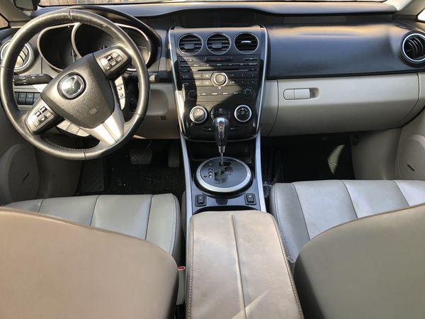 2012 Mazda CX-7 Turbo Grand Touring