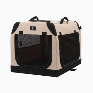 Soft Foldable Dog Cat Crate 3-Door for Sale in Moreno Valley, CA