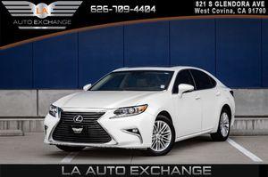 2017 Lexus ES for Sale in West Covina, CA