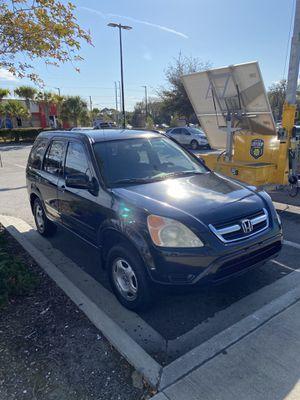 2002 Honda CRV for Sale in Tampa, FL