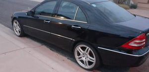 2003 Mercedes c240 miles 140 for Sale in Phoenix, AZ