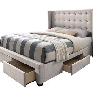 King Size Bed Frame for Sale in Keller, TX