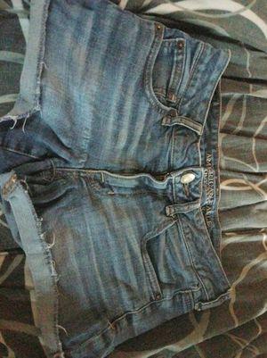 American eagle jean shorts for Sale in Lake, MI