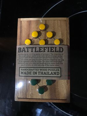 Battlefield Puzzle for Sale in San Diego, CA