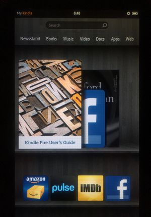Amazon Kindle Fire for Sale in Norwalk, CA