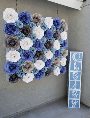 Paper flower for Sale in San Bernardino, CA