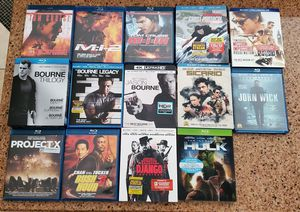 Blu-Ray Movie Collections for Sale in Tampa, FL