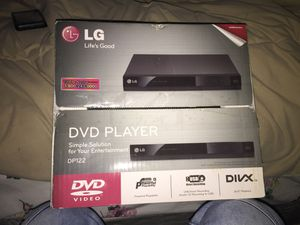 LG DVD Player for Sale in undefined