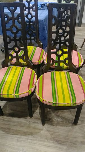 Dinning room chairs for Sale in Duchesne, UT