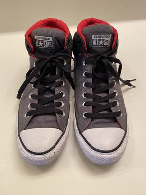 Men's Converse ALL STAR shoes 9 for Sale in Murrieta, CA