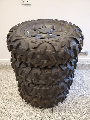 Maxiss Big Horn RZR Tires And Rims for Sale in ROWLAND HGHTS, CA