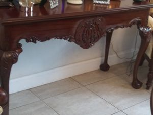 Console table for Sale in Miami, FL