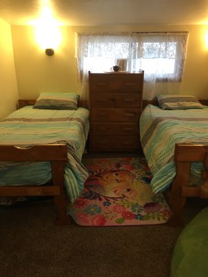 New/used bunk beds they are in perfect shape for Sale in Cleveland, OH