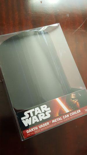 NIB Star Wars Darth Vader Metal Can Cooler for Sale in Fairfax, VA