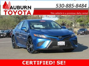 2019 Toyota Camry for Sale in Auburn, CA