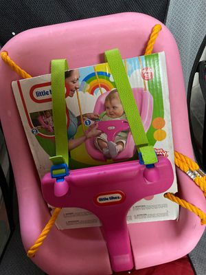 Little tikes swing for Sale in CA, US