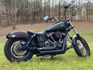 2015 Harley Davidson Dyna Street Bob for Sale in Winder, GA