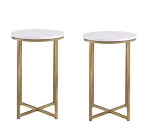 Set of (2) end table for Sale in Fort Worth, TX