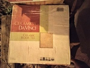 Ceramica da Vinci 16X16 ceramic tiles Maui for Sale in Payson, AZ