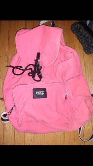 Victoria secret pink bag for Sale in Quincy, IL