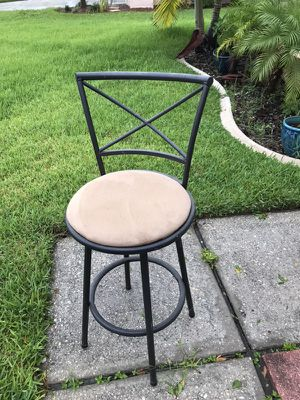 Bar stool - great condition and barely used for Sale in Fort Myers, FL