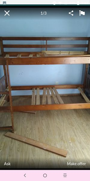 Bunk bed for Sale in Buffalo, NY
