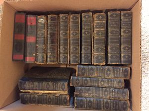Dickens Works - 16 books with illustrations. $75 for Sale in Watertown, MA