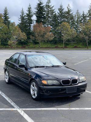 2004 BMW 3 Series 325i for Sale in Lakewood, WA