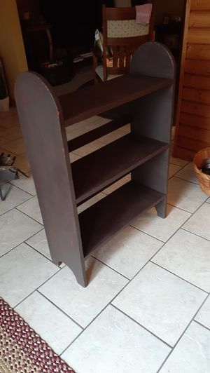 Solid wood shelve for Sale in Wayne, WV
