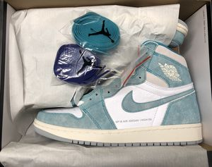 Nike Air Jordan 1 Retro High OG Turbo Green size 8.5 for Sale in Rockville, MD