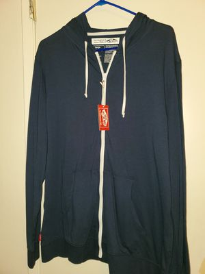 Vans Mens Zip Up Size large NEW for Sale in Bakersfield, CA