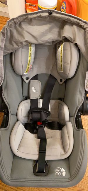 Baby Jogger City Go Car Seat and Base for Sale in Greer, SC