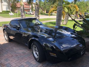 Chevy Corvette 1981 Antique for Sale in Miami, FL