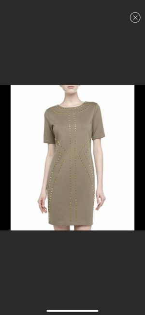 Michael Kors Gold Studded Dress for Sale in Plumsted Township, NJ