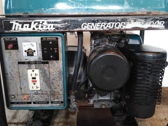 MAKITA Generator 120V for Sale in Cypress,  CA