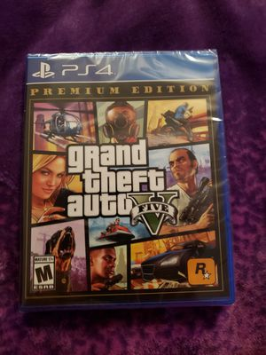 Playstation 4 - Grand Theft Auto 5 for Sale in Temple Hills, MD