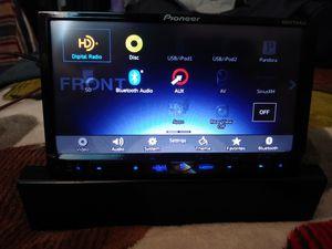 """Pioneer 2-din 6.95"""" AVH-X8500BHS multimedia dvd receiver for Sale in Los Angeles, CA"""