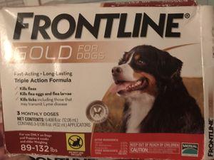 Frontline GOLD Flea & Tick Preventative for Sale in Chesapeake, VA