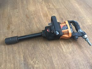 """1"""" Air Impact Wrench (Long Shank) for Sale in Houston, TX"""