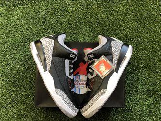 Jordan 3 Black Cement (2018 Release) for Sale in Henderson,  NV